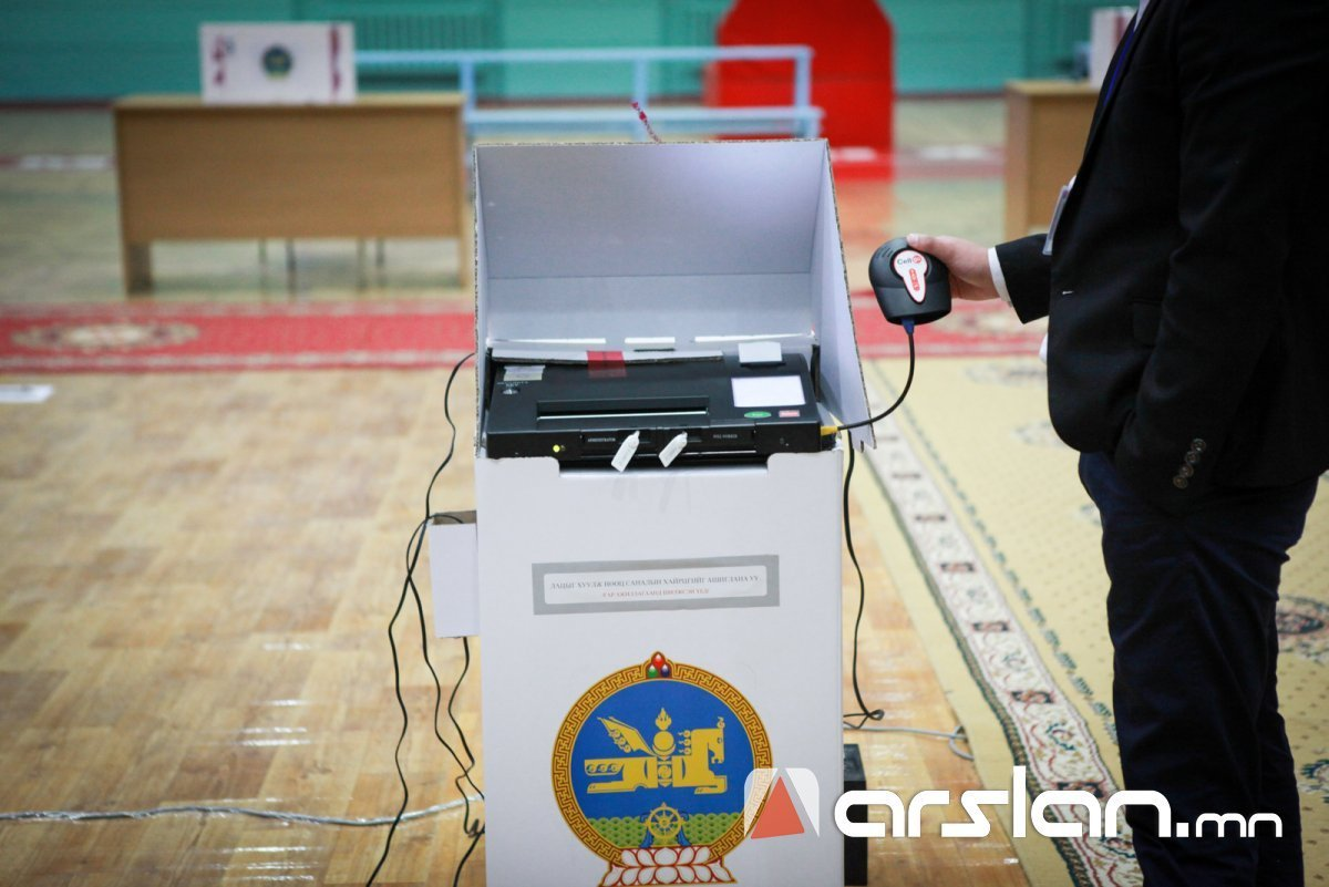 Сонгуулийн өнгө ба АМЛАЛТ ӨГӨХ ДОН