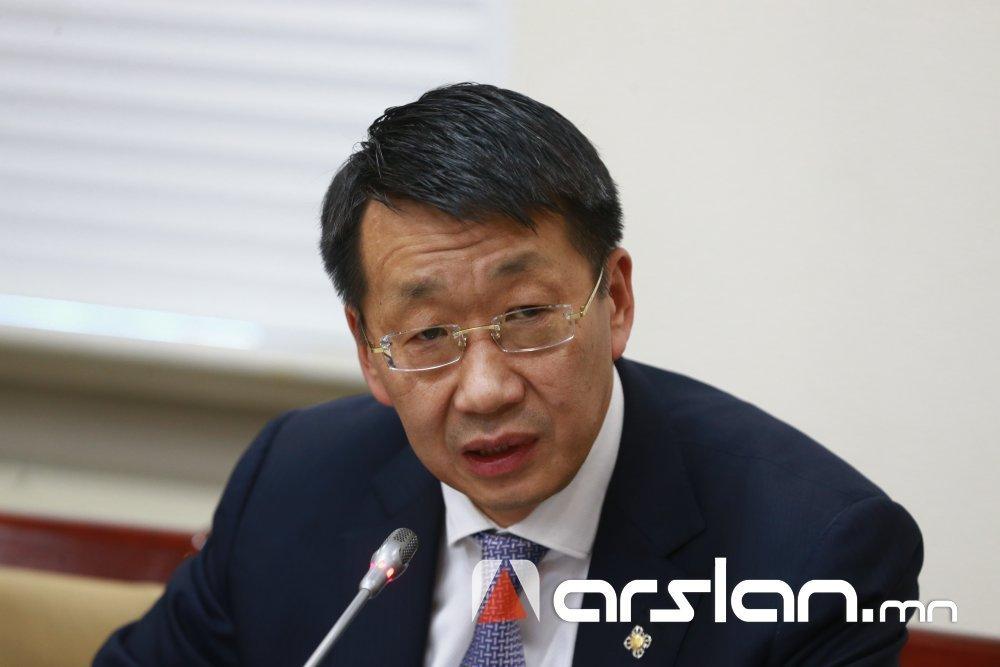 Л.Энх-Амгалан:Оюутолгой талхны 70% монголчуудад очно гэж байсан. Одоо үүнийг дүгнэх хэрэгтэй