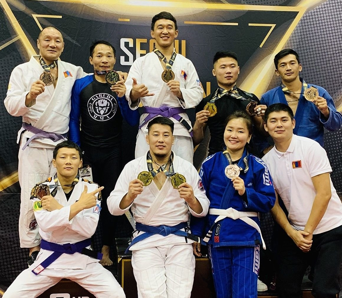УЕПГ-ын ажилтан олон улсын тэмцээнээс  ХОС АЛТАН медаль хүртжээ