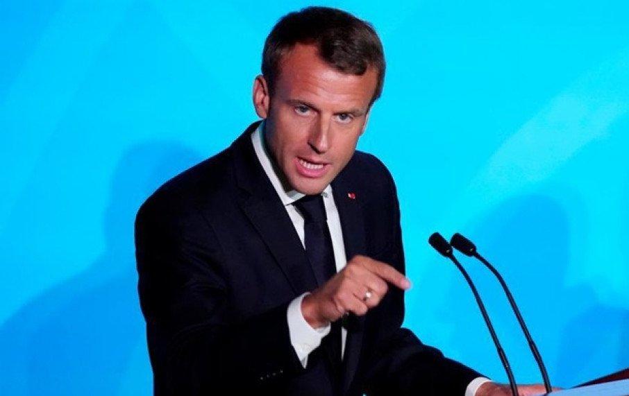 Э.Макрон: Франц БНХАУ-тай хуурамч бүтээгдэхүүний эсрэг гэрээ байгуулна