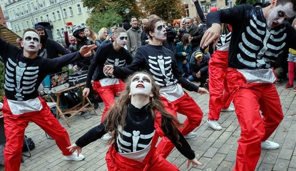 """BBC: """"Halloween""""-ий ЭРГЭН ТОЙРОНД"""