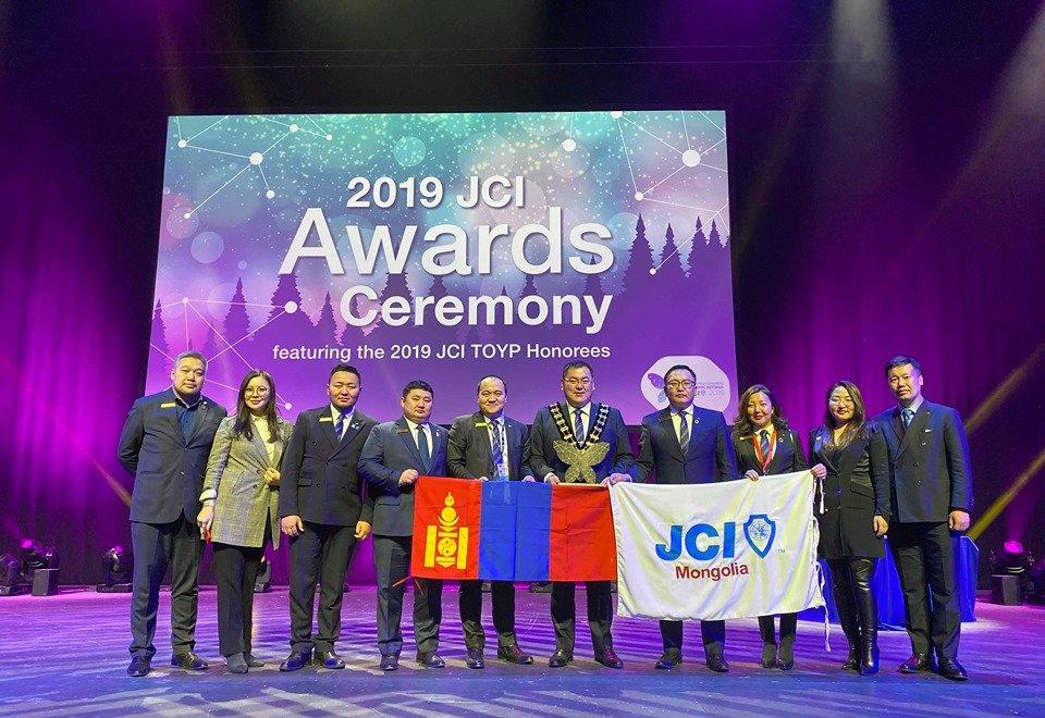 """""""JCI Монгол Академи"""" дэлхийн ШИЛДЭГ боллоо"""
