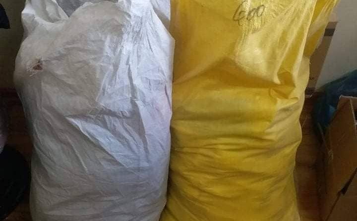 Хүнсний зориулалтын бус гялгар уут борлуулж байжээ