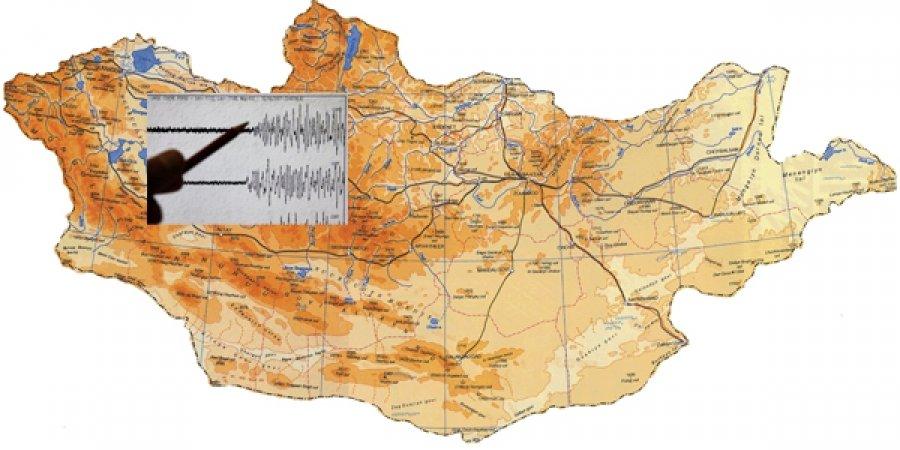 Говь-Алтайд 5.1 магнитудын хүчтэй газар хөдлөлт болжээ