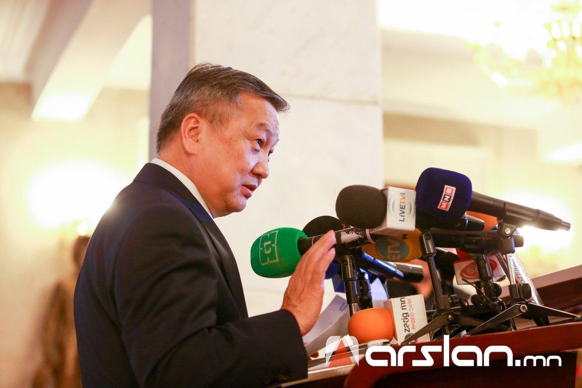 З.Энхболд: Ерөнхийлөгч Сонгуулийн хуульд хориг тавихгүй