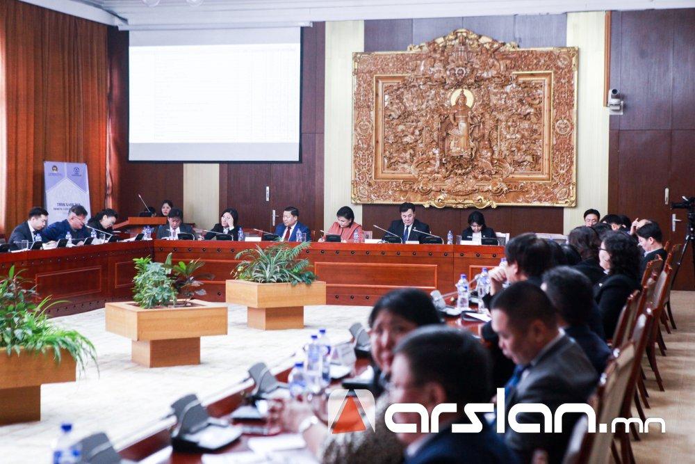 ФОТО: Монгол Улс 2019 оны мөнгө, санхүүгийн орчноо дүгнэлээ