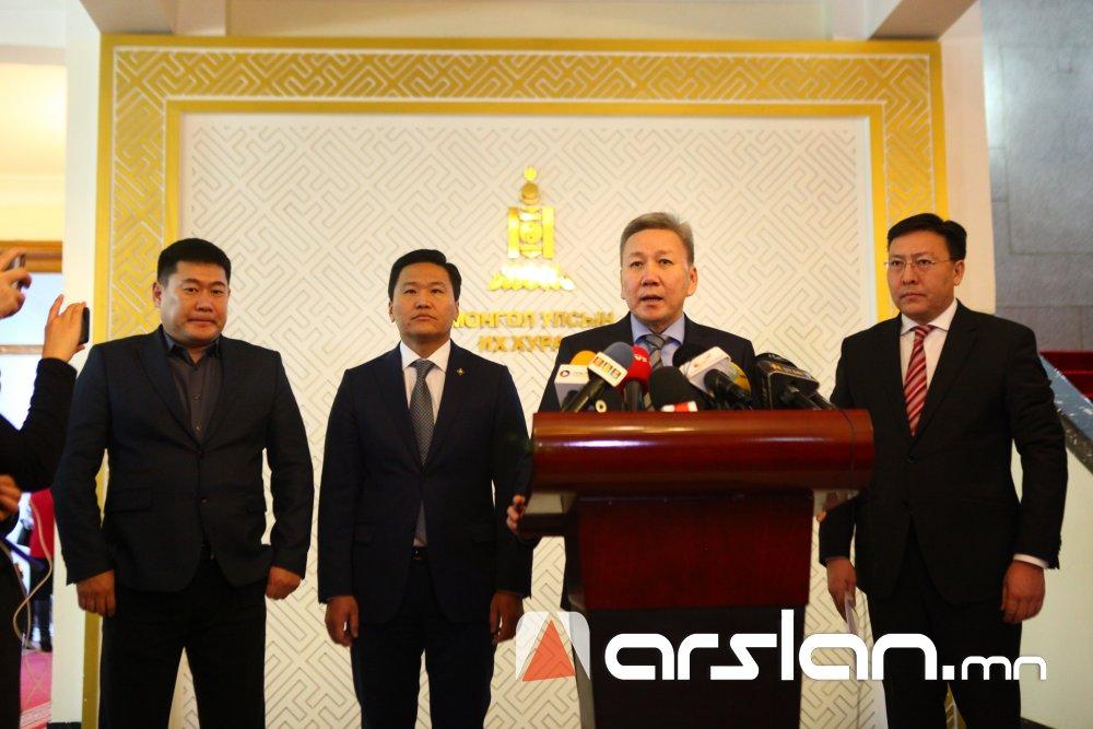 """ШУУД: """"МАНАН дэглэмийн эсрэг монгол түмний нэгдэл""""  төрийн гурван өндөрлөгт шаардлага хүргүүлж байна"""