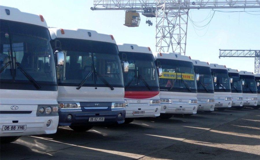 Хот хоорондын автобусууд ердийн цагийн хуваарийн дагуу ажиллаж байна