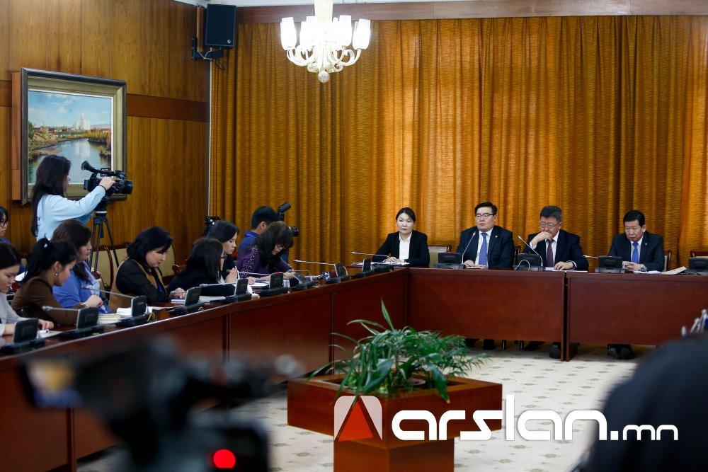 ТББХ:Төрийн албаны орон тооны гишүүнийг томилох асуудлыг хэлэлцлээ