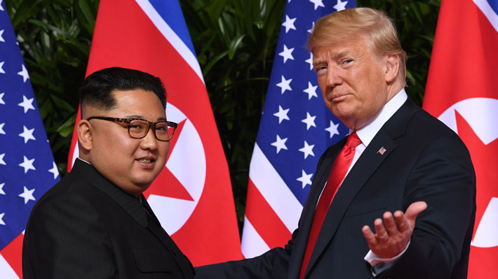 Солонгосын хойгийг энхтайван руу хөтлөх түүхэн уулзалт