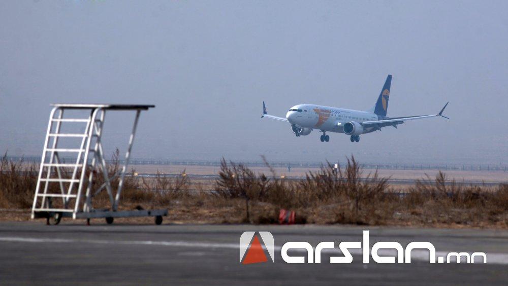 МИАТ Boeing 737 Max 8 загварын нисэх онгоцны нислэгийг түр зогсоох шийдвэр гаргалаа