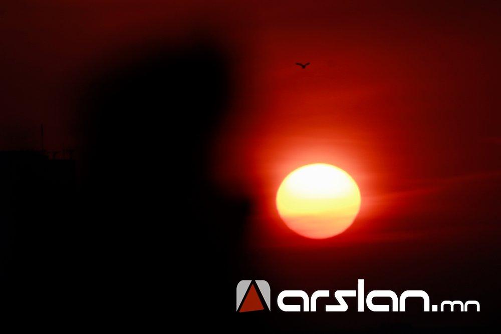 ФОТО: Хаврын тэргүүн сарын шинийн 1-ний өглөөний нар харах ёслол боллоо