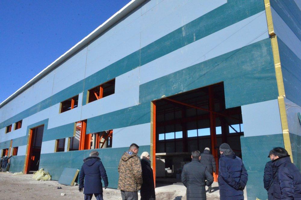 Шинэ ТӨВ ЦЭВЭРЛЭХ БАЙГУУЛАМЖИЙН барилгын ажил ирэх сарын нэгнээс эхэлнэ Arslan.mn
