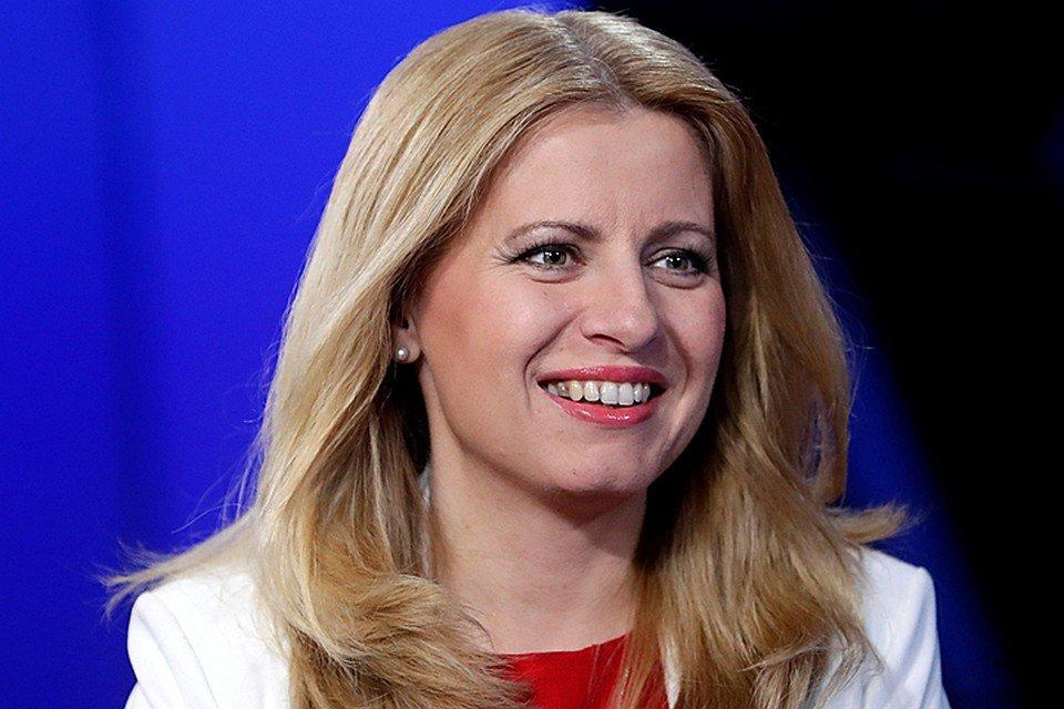 Словакийн Ерөнхийлөгчөөр анх удаа эмэгтэй хүн сонгогдлоо