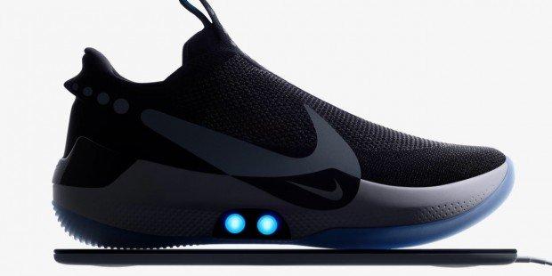"""""""Nike""""-ийн өөрөө үдээсээ чангалдаг сагсан бөмбөгийн пүүз худалдаанд гарчээ"""