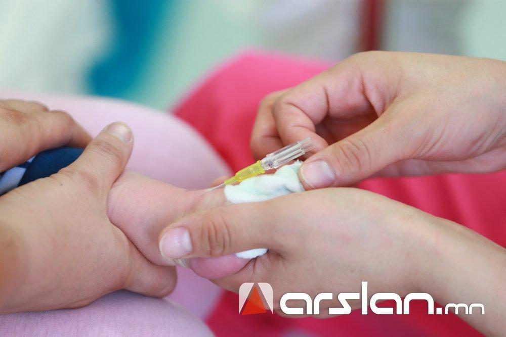 Улсын хэмжээнд хатгалгааны эсрэг вакциныг нэвтрүүлж эхэллээ