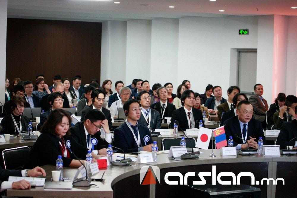 """ФОТО: """"Монгол-Япон"""" судлаачдын нэгдсэн хурал боллоо"""