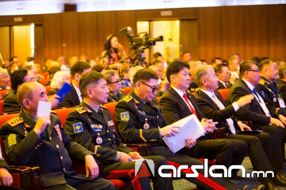 """ТӨРИЙН ОРДОН: """"Монгол цэргийн нэгдсэн холбоо""""-ны анхдугаар Их хурал боллоо"""