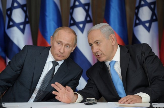 Б.Нетаньяху, В.Путин нар маргааш уулзана