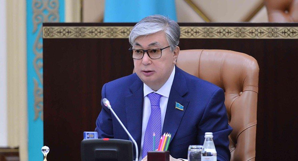 Казахстаны шинэ Ерөнхийлөгч цагаан толгойг өөрчлөх үү?