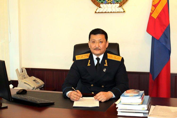 Улсын Ерөнхий прокурорын орлогч Б.Амгаланбаатарыг огцрууллаа