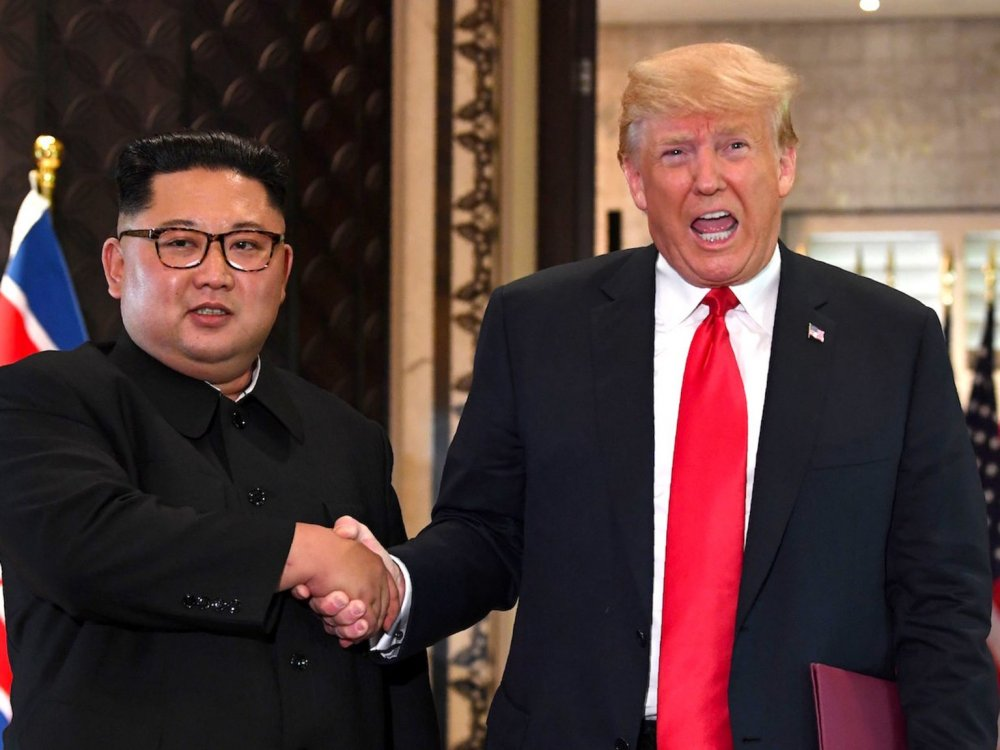 Дональд Трамп, Ким Жон Ун нар гурав дахь удаагаа уулзана