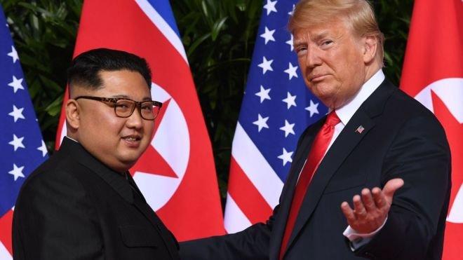 Дональд Трамп, Ким Жон Ун нар энэ жил дахин уулзаж магадгүй