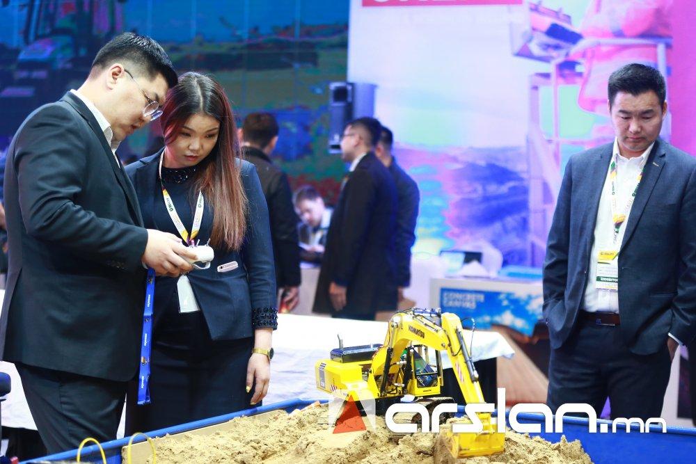 """ФОТО: """"Mongolia Mining 2019"""" үзэсгэлэн өнөөдөр нээлтээ хийлээ"""