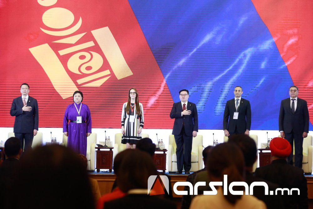 ФОТО: ОУПХ-ны Ази, Номхон далайн бүсийн хоёрдугаар чуулган Монгол Улсад болж байна