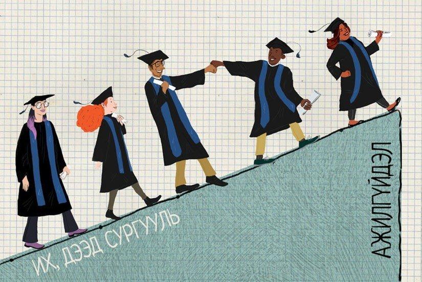 Боловсролын тогтолцоонд тулгарч буй 6 АСУУДАЛ