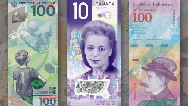 Шилдэг мөнгөн тэмдэгтээр Канадын 10 доллар шалгарчээ