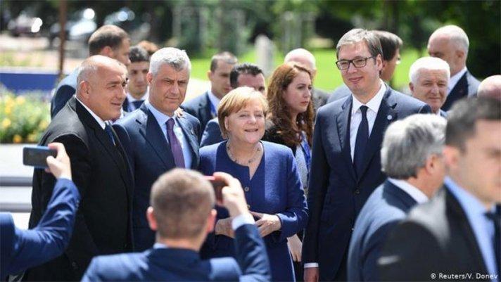 Баруун Балканы орнуудын тэргүүнүүд уулзлаа