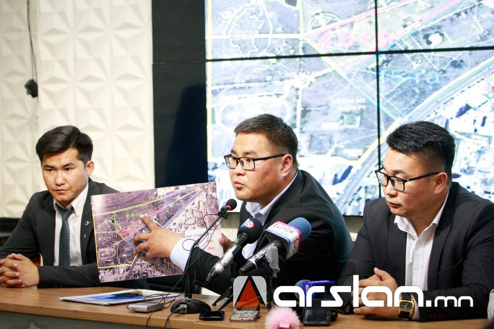 """""""Дархан-Уул аймгийн хүүхдийн паркийн 15 га газарт нь казино, зочид буудал барих гэж байна"""""""