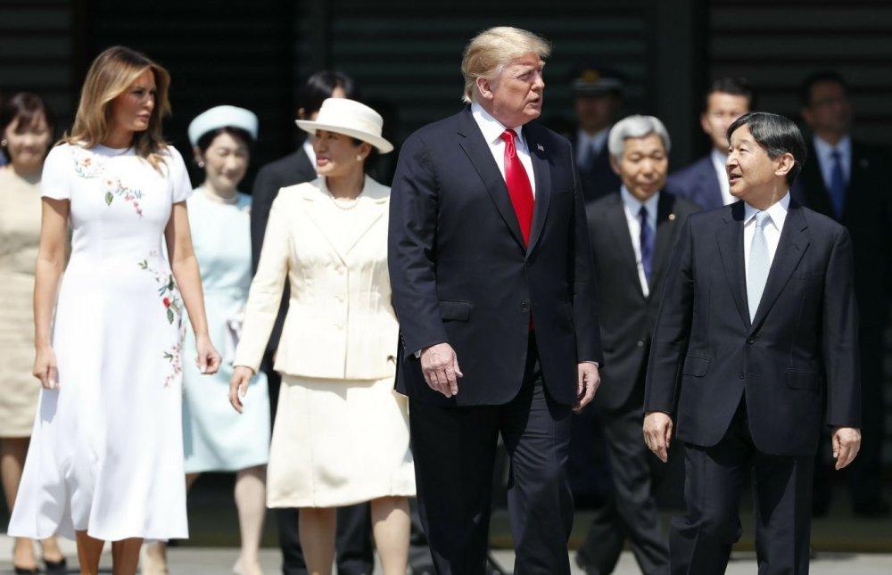 ФОТО: АНУ-ын ерөнхийлөгчийн дөрвөн өдрийн ТӨРИЙН АЙЛЧЛАЛ