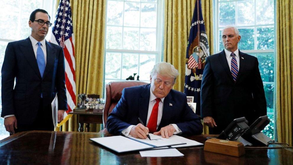 АНУ Ираны эсрэг шинээр ХОРИГ ТАВИЛАА