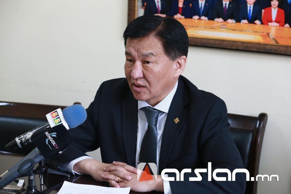 Ц.Даваасүрэн:  Монгол улсыг бүхэлд нь нэг тойрог болгоход хүндрэлтэй