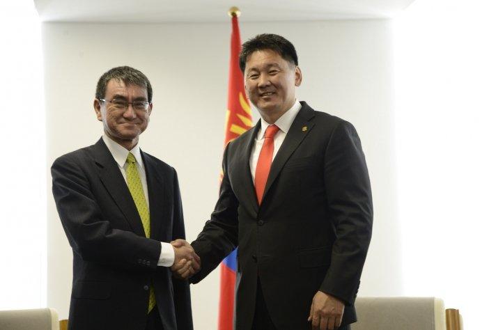 У.Хүрэлсүх: Монголчуудын эрүүл, чанартай амьдралын нөхцлийг бүрдүүлэхэд Монгол, Японы сургалтын эмнэлэгийн үүрэг чухал юм