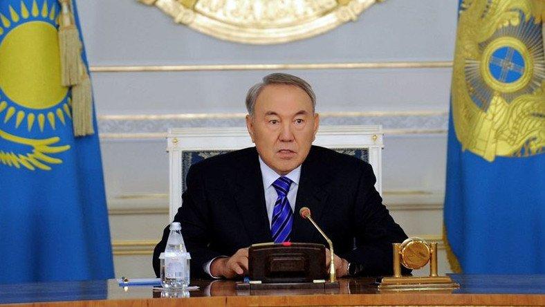 Н.Назарбаев огцрох болсон ШАЛТГААН...