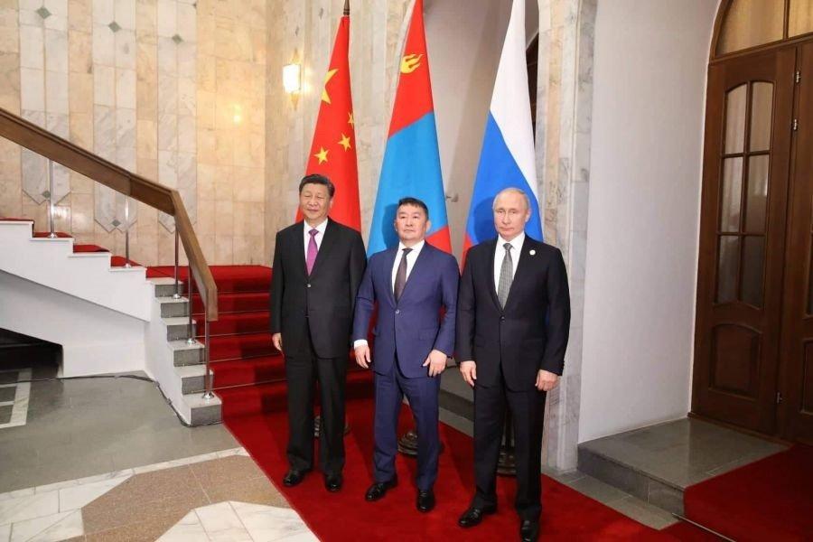 Орос, Монгол, Хятадын тээврийн харилцааг сайжруулахыг уриалжээ