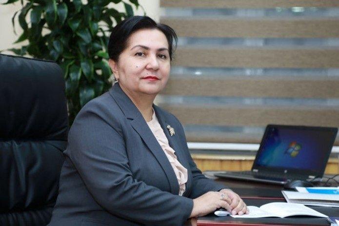 Узбекистаны  Сенатын танхимыг эмэгтэй хүн даргална