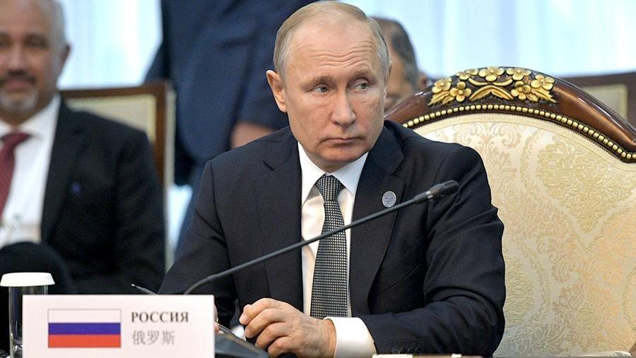 В.Путин: Азийн аюулгүй, тогтвортой байдлыг бэхжүүлэхэд хөрш орнуудтайгаа хамтарна