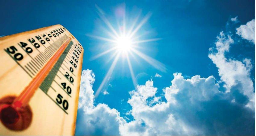 Кувейтэд  63 градус хүрч халж байна