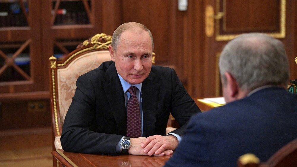 Владимир Путин өнөөдөр Италид  айлчлал хийх гэж байна