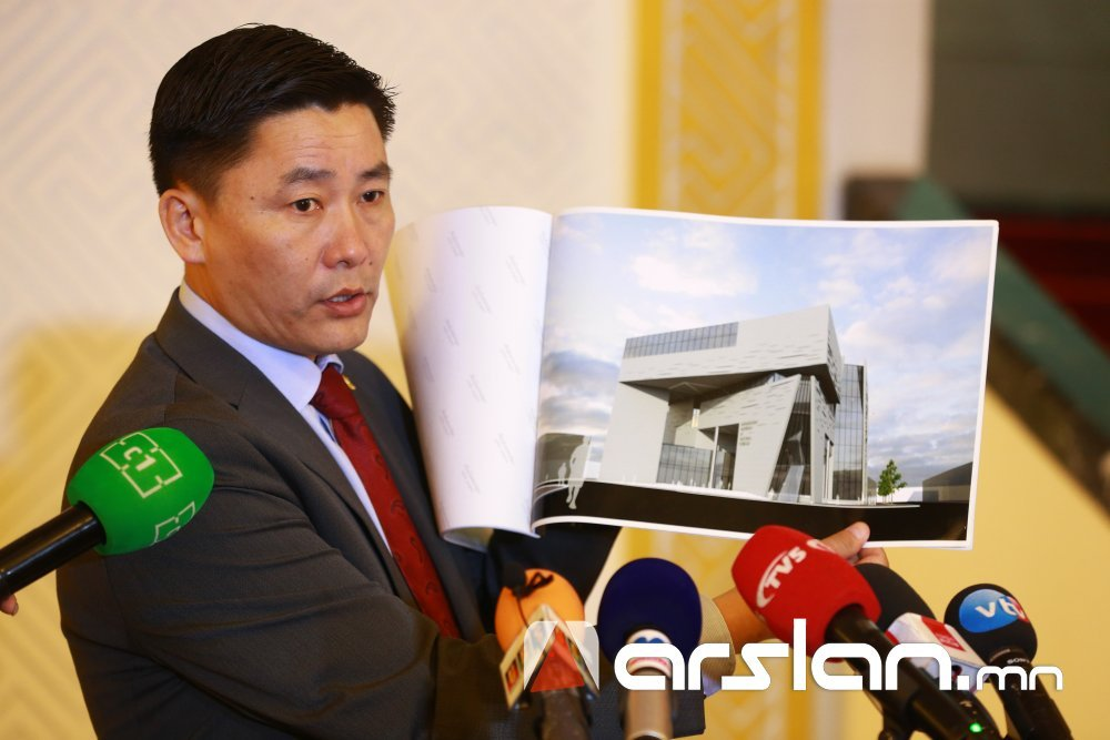 Чингис хааны музей байгуулах Засгийн газрын тогтоол гарлаа