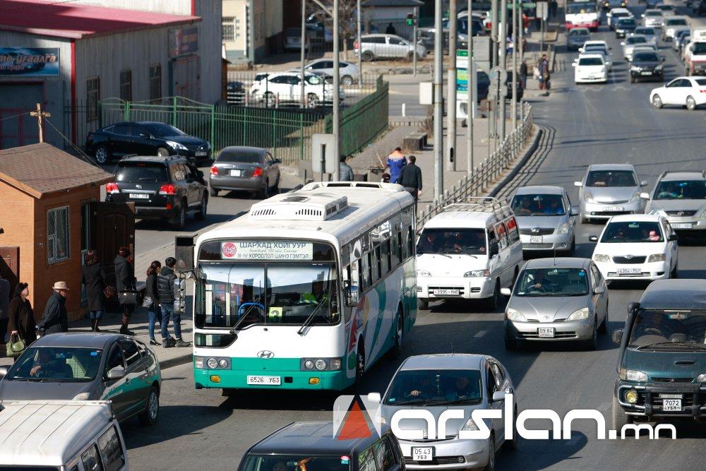 Гурвалжингийн гүүр, Ажилчдын соёлын ордон орчмын нийтийн тээврийн 16 чиглэлд өөрчлөлт орно