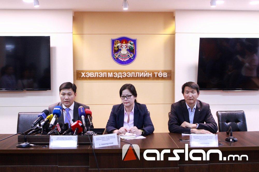 С.Төмөрдулам: Улаанбаатар хотын хэмжээнд аюулгүй байдал, дүрэм журам зөрчсөн 5,423 асуудлыг арилгахаар ажиллаж эхэлсэн