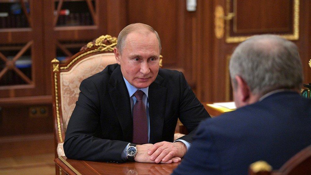 Ерөнхийлөгч Путин есдүгээр сарын 2-нд Улаанбаатарт ирнэ