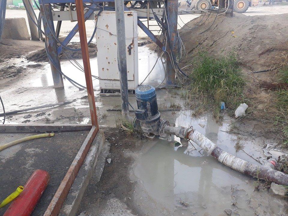 """9umoi """"Гялс"""" бетон зуурмагийн үйлдвэрээс зөрчил илэрчээ"""