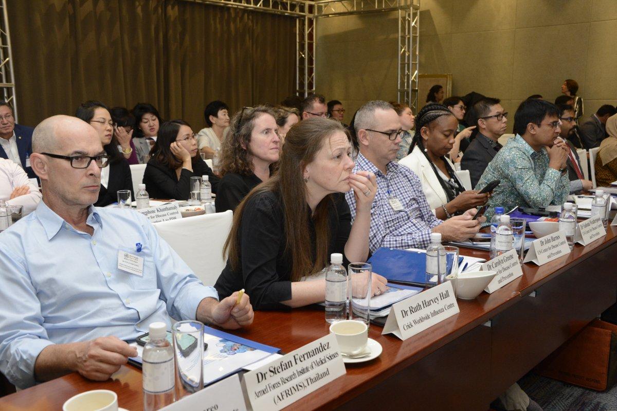 Др.Чин-Кей Ле:Томуугийн цартахлаас сэргийлэхийн тулд улс орнууд хамтран ажиллах ёстой