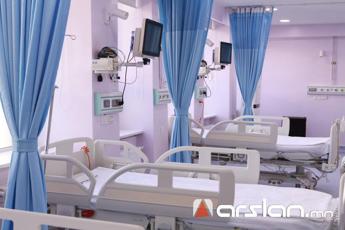 ФОТО: Нэгдүгээр эмнэлгийн Эрчимт эмчилгээний тасгийг 12 жилийн дараа бүрэн засварлажээ